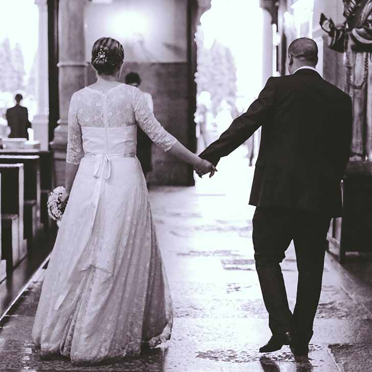 možeš li se vjenčati bez izlaska